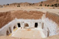 Wohnung der Berber